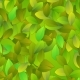 Bright Summer Leaves Abstract - VideoHive Item for Sale