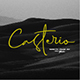 Casterio Signature Font - GraphicRiver Item for Sale