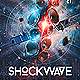 ShockWave EDM Electro Dj Party Flyer - GraphicRiver Item for Sale