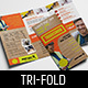 Handyman Trifold Brochure Template - GraphicRiver Item for Sale