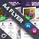 Healthy Life Flyer Templates - GraphicRiver Item for Sale