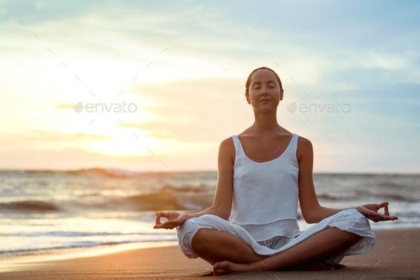 Yoga - Stock Photo - Images