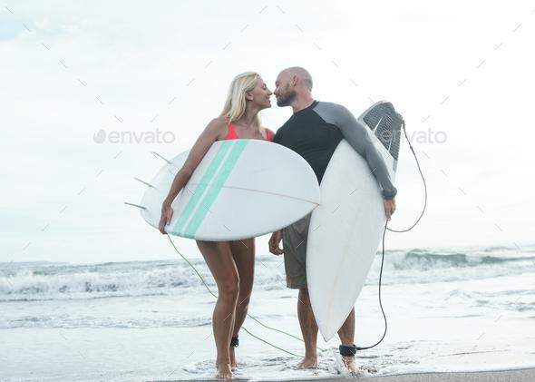Beautiful couple - Stock Photo - Images