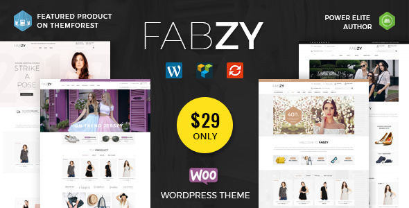 Image of Fabzy - Multipurpose WooCommerce Theme
