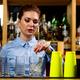 The bartender prepares cocktails at the bar - PhotoDune Item for Sale