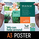 Gardening Poster Template - GraphicRiver Item for Sale