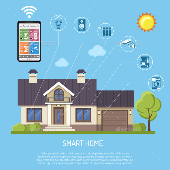 Smart Home and Internet of Things - Communications Technology