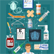Medical Services Infographics - GraphicRiver Item for Sale