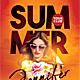 Summer Dj Party Flyer