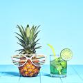 Pineapple on Beach - PhotoDune Item for Sale