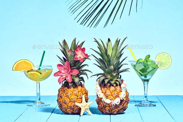 Pineapple - Stock Photo - Images