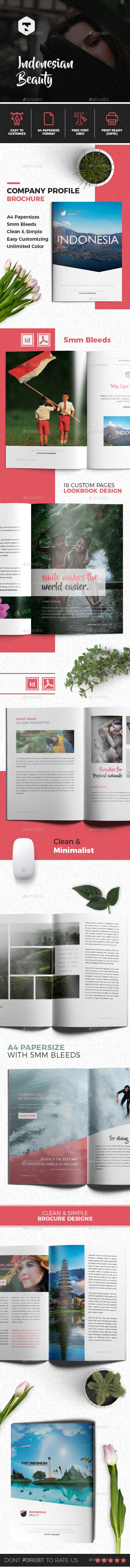 Multipurpose Corporate Brochure Vol. 27 - Brochures Print Templates