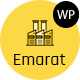 Emarat-Industry & Business WordPress Theme - ThemeForest Item for Sale