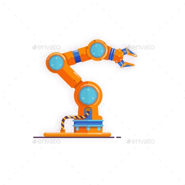 Robot Arm - Industries Business