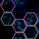 Hexagons Background - VideoHive Item for Sale