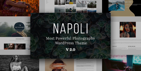 Napoli | Photography WordPress for photography - Photography Creative