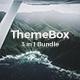 3 in 1  ThemeBox Bundle Google Slide Creative Template