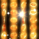 Shiny Gold Circles - VideoHive Item for Sale