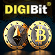Digi Bitcoin - Cryptocurrency, Bitcoin & Mining Theme