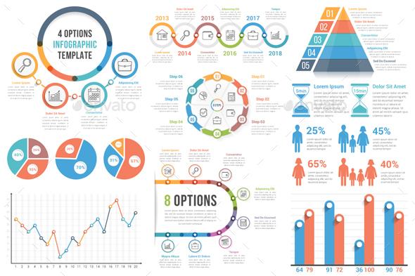 Infographic Elements - Infographics