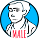 Human - Male Character - Doodle Whiteboard Animation - VideoHive Item for Sale