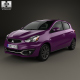 Mitsubishi Mirage GT 2017 - 3DOcean Item for Sale