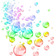 Happy Kids Soap Bubbles
