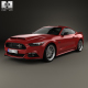 Ford Mustang Shelby Super Snake 2015 - 3DOcean Item for Sale
