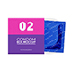 Condom Packaging Mockup