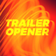 Cinematic Particles Trailer - VideoHive Item for Sale