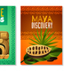 Maya Civilization Cartoon Posters