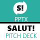 Salut! Pitch Deck Presentation - GraphicRiver Item for Sale