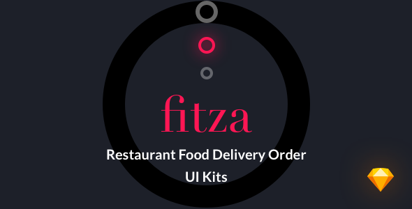 Fitza -  Multipurpose Template for Restaurant Food Delivery Order