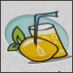 Lemon Juice Logo - GraphicRiver Item for Sale