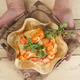 Chickpea and prawn cream - PhotoDune Item for Sale