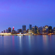 Panoramic view of Vancouver Skyline at Sunrise - PhotoDune Item for Sale