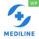 Mediline - Medical & Health WordPress Theme