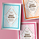 Vintage Graduation Party Invitation - GraphicRiver Item for Sale