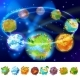 Cartoon Earth Planets Collection - GraphicRiver Item for Sale