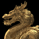 Chinese Golden Dragon - VideoHive Item for Sale