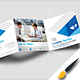Square Trifold Brochure. - GraphicRiver Item for Sale