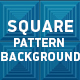Square Pattern Background 1 - VideoHive Item for Sale