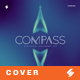Compass - Music Cover Artwork Template - GraphicRiver Item for Sale