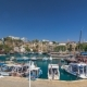 """Yacht Harbor and Houses in """"Old Town"""" of Antalya in Turkey - VideoHive Item for Sale"""