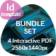 Interactive PDF Bundle - GraphicRiver Item for Sale