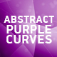 Abstract Purple Curves - VideoHive Item for Sale