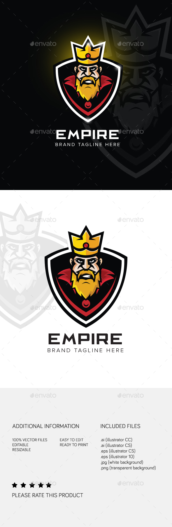 Empire Logo - Humans Logo Templates