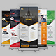 Roll-Up Banner Bundle - GraphicRiver Item for Sale