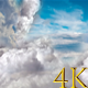 White Сlouds in the Daytime Sky - VideoHive Item for Sale