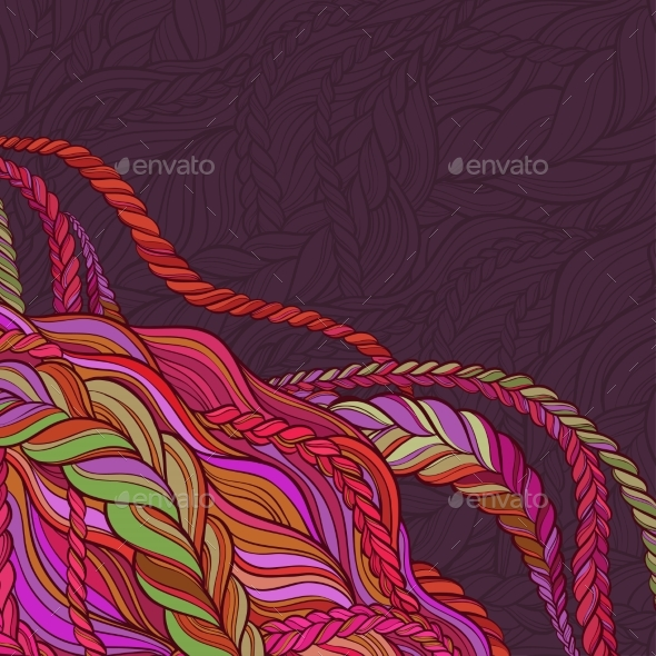 Abstract Vector Backgroung - Miscellaneous Vectors